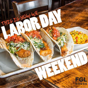Labor Day Weekend at FGL