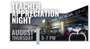 Teacher Appreciation 2019